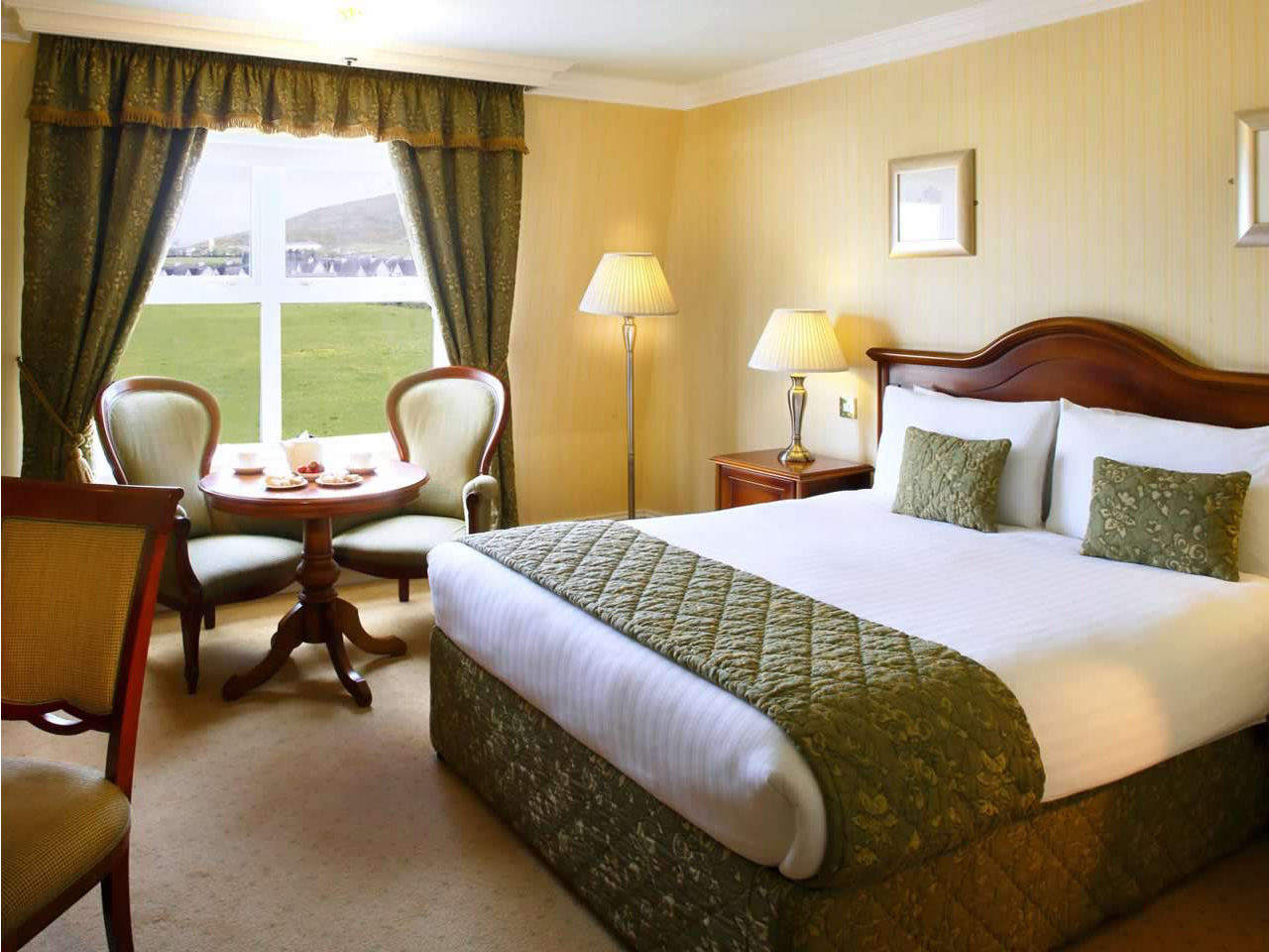 Kerry Accommodation   Superior Queen Rooms   Dingle Skellig